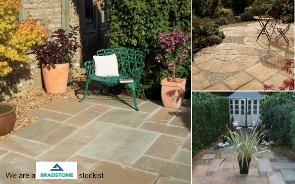 Bradstone Paving Stockist